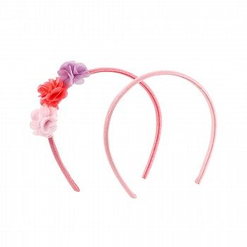 OshKosh 2PK Floral Headbands