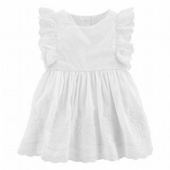 OshKosh B'gosh Embroidered Eyelet Dress
