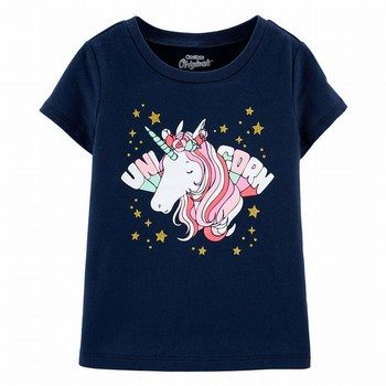 OshKosh B'gosh Originals Unicorn Graphic Tee