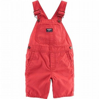 OshKosh B'gosh Canvas Shortalls
