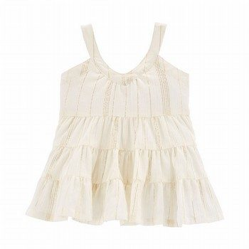 OshKosh B'gosh Sparkle Gauze Dress