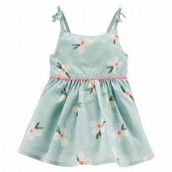 OshKosh B'gosh Baja Floral Dress