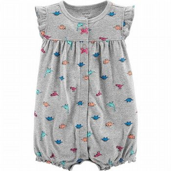 Carter's Dinosaur Snap-Up Romper
