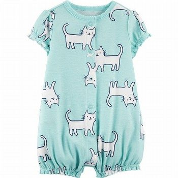 Carter's Cat Romper