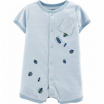 Carter's Bug Snap-Up Romper