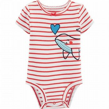 Carter's Whale Collectible Bodysuit