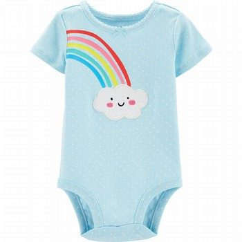 Carter's Rainbow Collectible Bodysuit