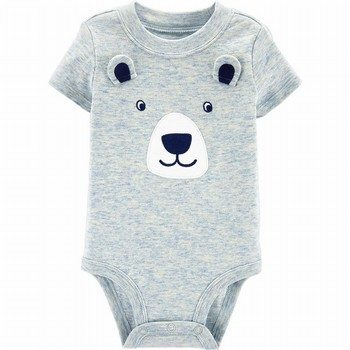Carter's Bear Collectible Bodysuit
