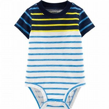 Carter's Striped Collectible Bodysuit