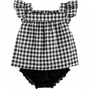 Carter's Gingham Sunsuit