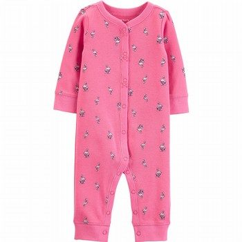 Carter's Snap-Up Cotton Sleep & Play Footless Onepiece