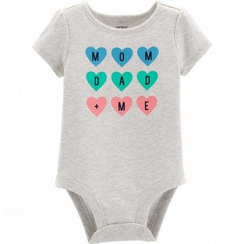 Carter's Mom Dad + Me Collectible Bodysuit