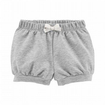 Carter's Pull-On French Terry Bubble Shorts