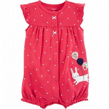 Carter's Bunny Snap-Up Romper