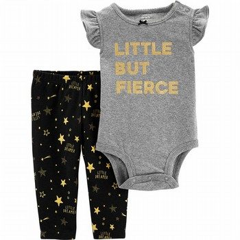 Carter's 2PC Stars Bodysuit & Pant Set