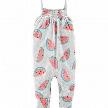 7bc97f690 Baby Girl One-Pieces, Jumpsuits & Rompers | Carter's - OshKosh Australia