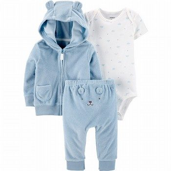 Carter's 3PC Little Jacket Set