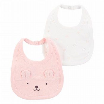 Carter's 2PK Teething Bibs