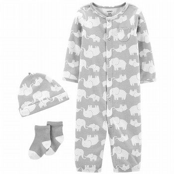 Carter's 3PC Babysoft Take-Me-Home Set