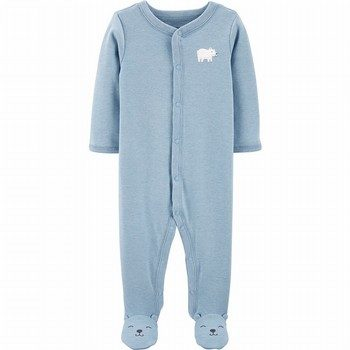 Carter's Snap-Up Cotton Sleep & Play Onepeice