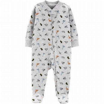 Carter's Zip-Up Stretch Sleep & Play Onepiece