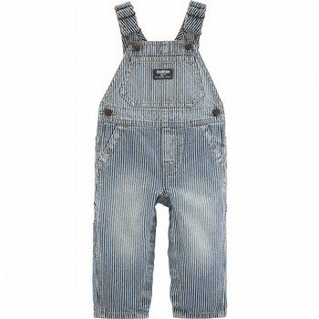 OshKosh B'gosh Denim Overalls - Engine Wash