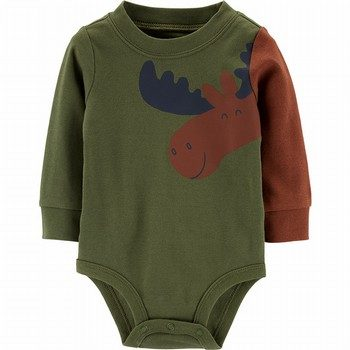 Carter's Moose Collectible Bodysuit