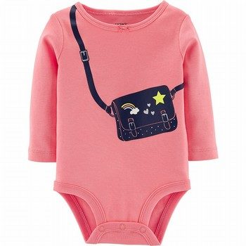Carter's Crossbody Purse Collectible Bodysuit