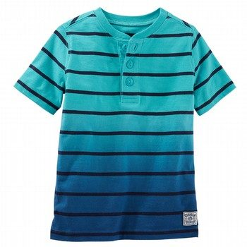 Oshkosh Stripe Henely Top