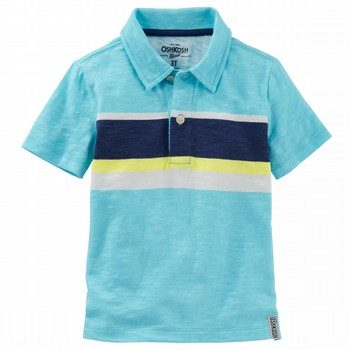 Oshkosh S/S Stripe Polo