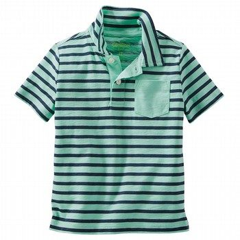 Oshkosh Pocket Stripe Polo
