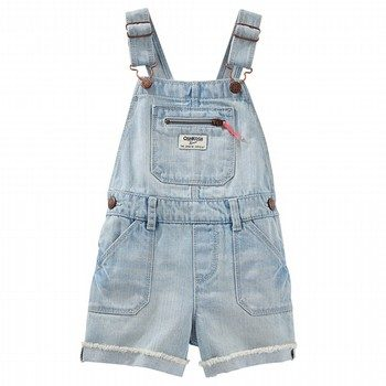 Oshkosh Raw Denim Hem Shortall