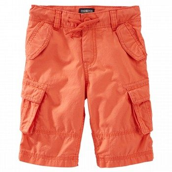 Oshksoh Long Cargo Short