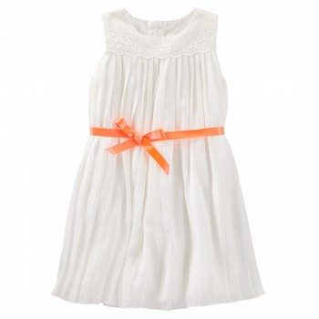 Oshkosh Pleated Dress