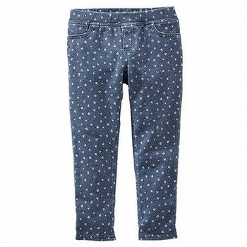 Oshkosh Printed Jegging
