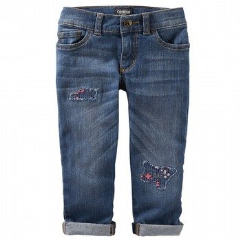 OshKosh Rip-&-Repair Girlfriend Jeans - Southampton Wash