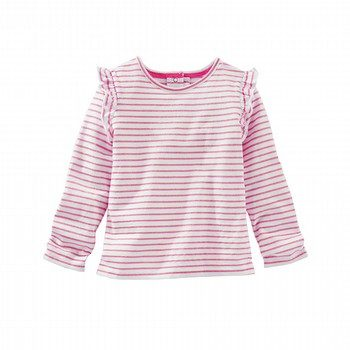 OshKosh Sparkle Stripe Tee