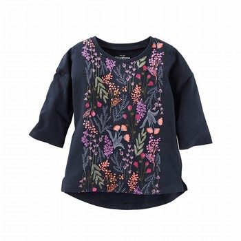 OshKosh B'gosh Puff-Print Top