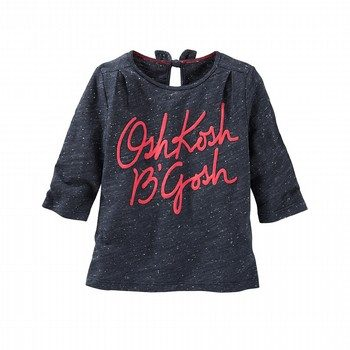 OshKosh Bow-Back Logo Tee