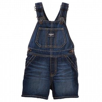 OshKosh Denim Shortalls - Union Wash