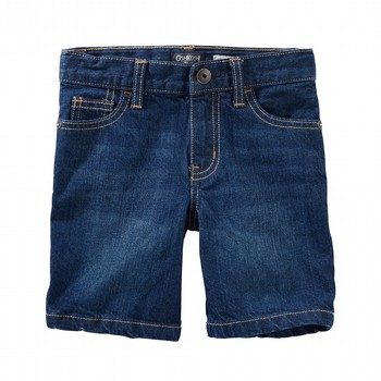 OshKosh Denim Shorts - Indigo Bright
