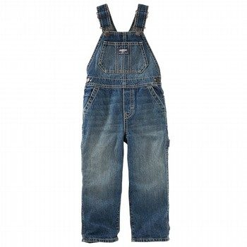 OshKosh Denim Overalls - Brooklyn Wash