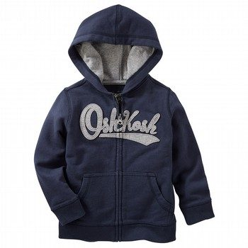 OshKosh French Terry Heritage Hoodie