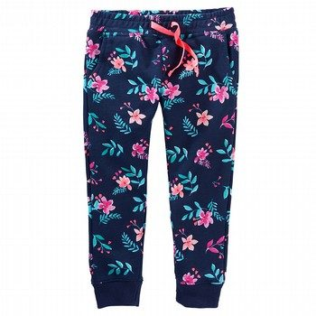 OshKosh Foral French Terry Joggers