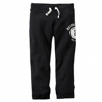 Carter's Record Black Pant
