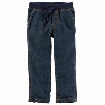 Carter's Denim Pull-on Pant