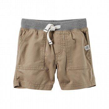 Carter's Pull-On Twill Shorts