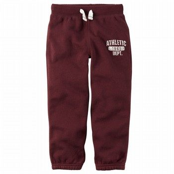 Carter's Brushed Fleece Joggers