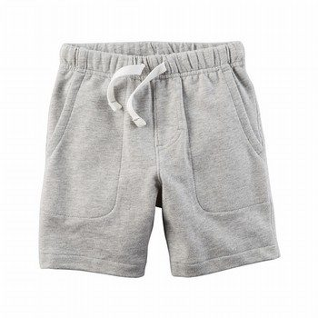Carter's Easy Pull-On French Terry Shorts