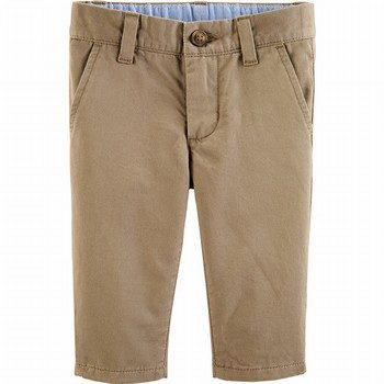 Carter's Khaki Twill Pants